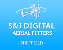 Aerials Totley - TV Aerial Fitters Dore - Satellite TV Sheffield